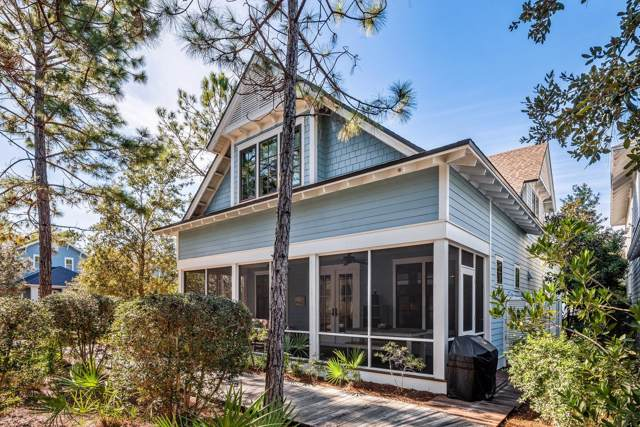 8 Quarter Moon Lane, Santa Rosa Beach, FL 32459 (MLS #838115) :: 30a Beach Homes For Sale