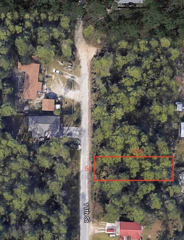 lot 21 11th Street, Santa Rosa Beach, FL 32459 (MLS #838144) :: Scenic Sotheby's International Realty