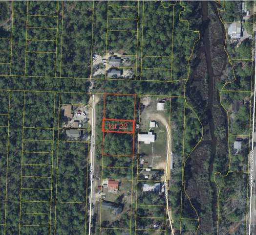 lot 22 11th Street, Santa Rosa Beach, FL 32459 (MLS #838146) :: Scenic Sotheby's International Realty