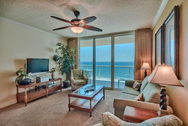 17281 Front Beach Road Unit 1606, Panama City Beach, FL 32413 (MLS #838167) :: Back Stage Realty
