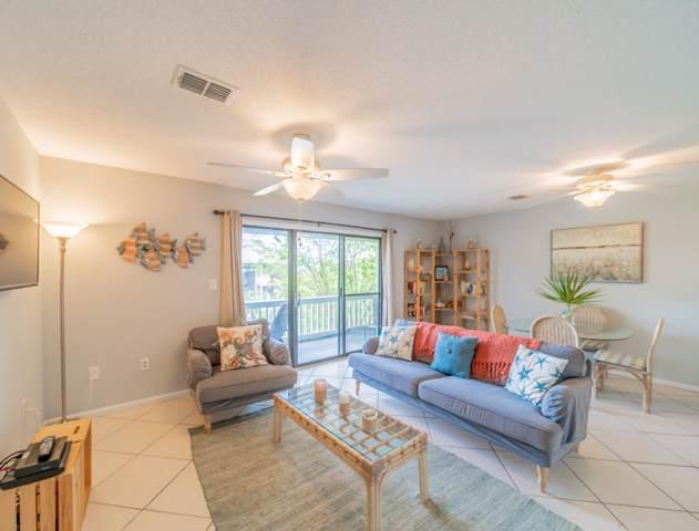 3799 E Co Highway 30-A Unit F-1, Santa Rosa Beach, FL 32459 (MLS #838178) :: Luxury Properties on 30A