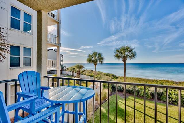 3604 E County Hwy 30A C-6, Santa Rosa Beach, FL 32459 (MLS #838207) :: Berkshire Hathaway HomeServices Beach Properties of Florida