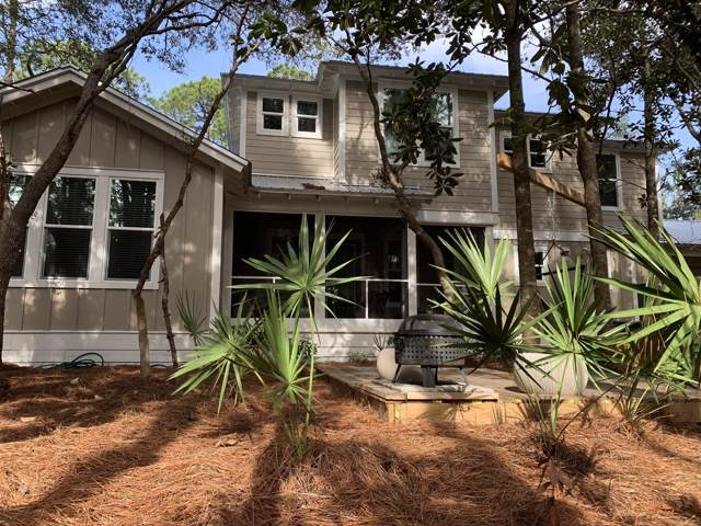 64 Greenbriar Lane, Santa Rosa Beach, FL 32459 (MLS #838257) :: ResortQuest Real Estate