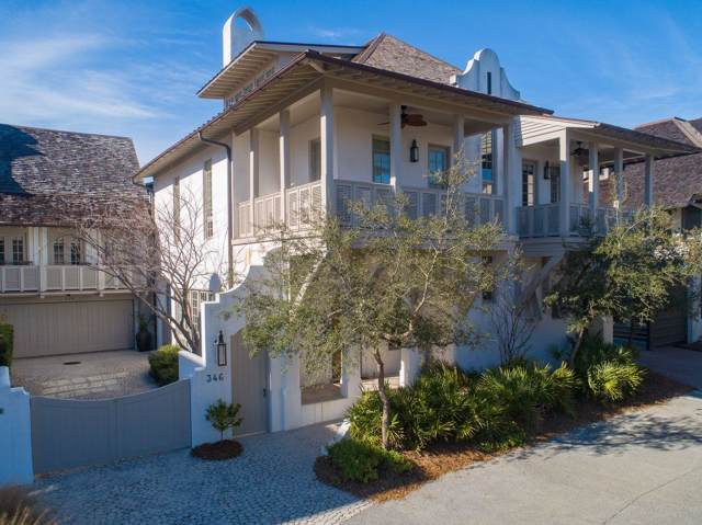 346 W Water Street, Rosemary Beach, FL 32461 (MLS #838265) :: Engel & Voelkers - 30A Beaches