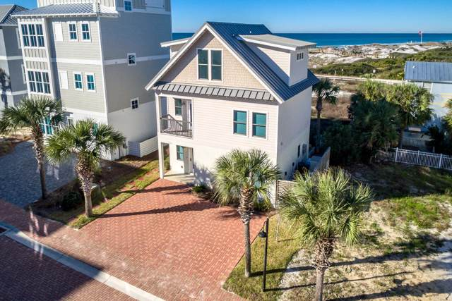 26 Blue Coast Court, Inlet Beach, FL 32461 (MLS #838289) :: Luxury Properties on 30A