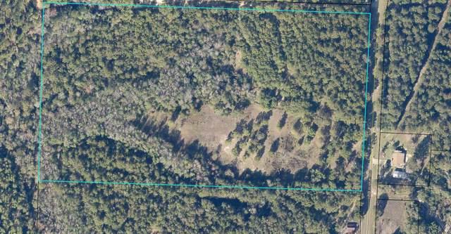 8322 Old Ebenezer Road, Laurel Hill, FL 32567 (MLS #838348) :: The Premier Property Group