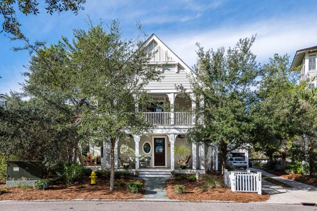 158 Coopersmith Lane, Inlet Beach, FL 32461 (MLS #838370) :: Classic Luxury Real Estate, LLC