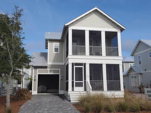 112 Grayton Boulevard, Santa Rosa Beach, FL 32459 (MLS #838380) :: ResortQuest Real Estate