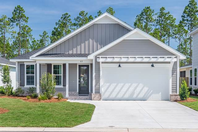 47 Conifer Court Lot 349, Watersound, FL 32461 (MLS #838382) :: 30a Beach Homes For Sale