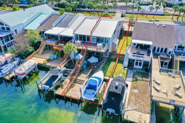 415 Gulf Shore Drive Unit 9, Destin, FL 32541 (MLS #838390) :: Classic Luxury Real Estate, LLC