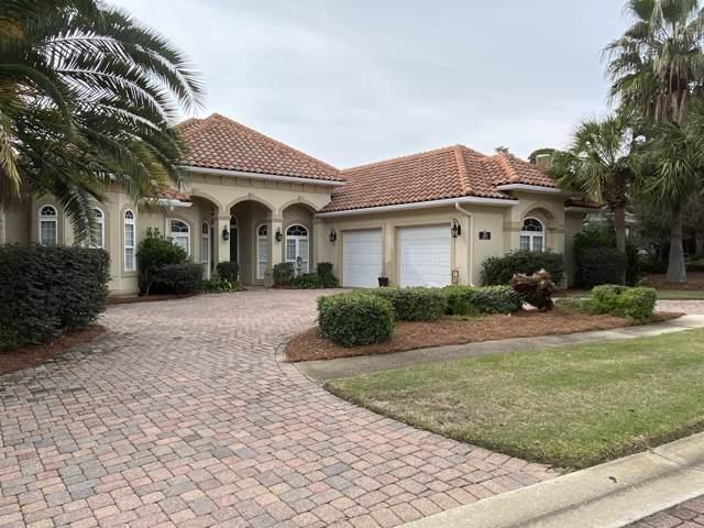 124 Tranquility Lane, Destin, FL 32541 (MLS #838391) :: Berkshire Hathaway HomeServices Beach Properties of Florida
