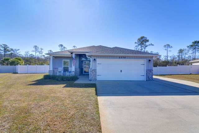 2270 Duncan Ridge Drive, Navarre, FL 32566 (MLS #838419) :: ResortQuest Real Estate