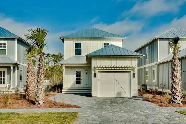 80 Heron's Crossing, Santa Rosa Beach, FL 32459 (MLS #838434) :: Coastal Luxury