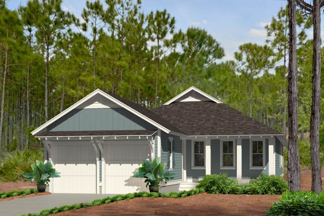 TBD Log Landing Street Lot 95, Watersound, FL 32461 (MLS #838444) :: Berkshire Hathaway HomeServices Beach Properties of Florida