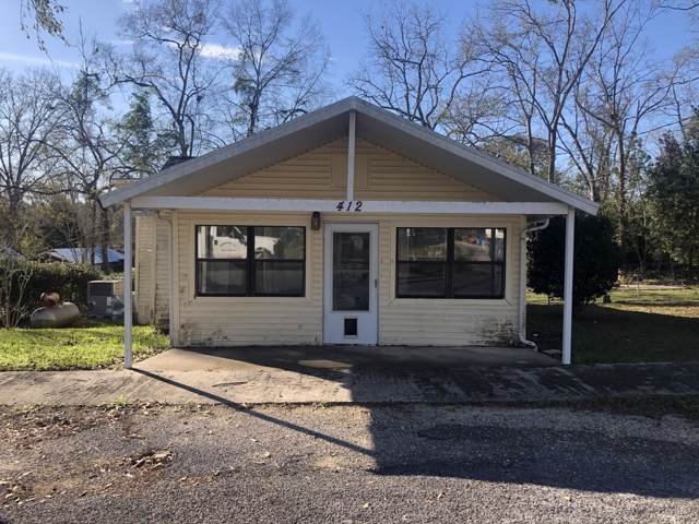 412 E Evans Avenue, Bonifay, FL 32425 (MLS #838451) :: ResortQuest Real Estate