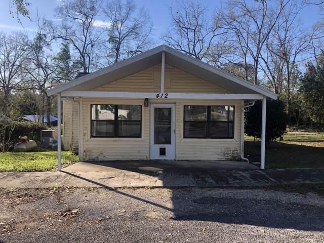 412 E Evans Avenue, Bonifay, FL 32425 (MLS #838451) :: Counts Real Estate on 30A