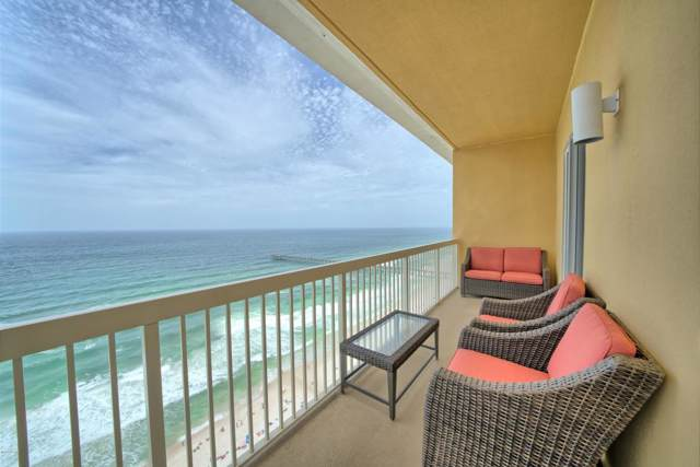 15817 Front Beach Road Unit 2-2301, Panama City Beach, FL 32413 (MLS #838464) :: The Beach Group