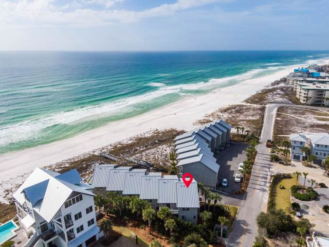 350 Beachfront Trail Unit 6, Santa Rosa Beach, FL 32459 (MLS #838472) :: Berkshire Hathaway HomeServices Beach Properties of Florida