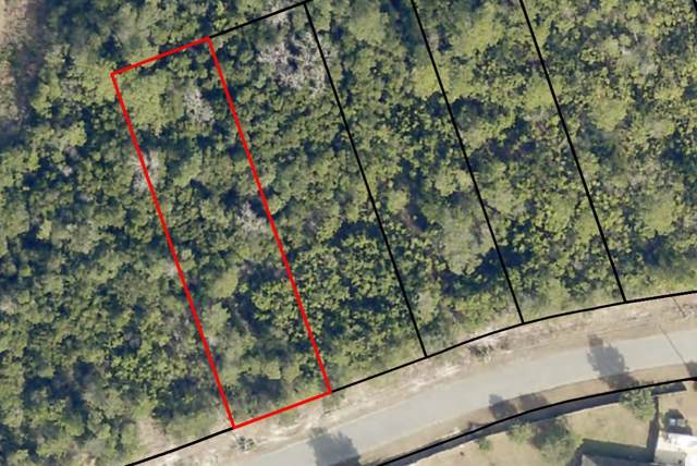 Lot 1 Gordon Evans Road, Navarre, FL 32566 (MLS #838476) :: Berkshire Hathaway HomeServices Beach Properties of Florida