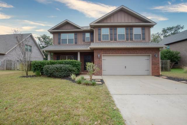 7337 Emily Magnolia Court, Navarre, FL 32566 (MLS #838600) :: Keller Williams Emerald Coast