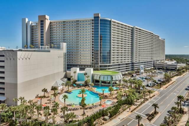 9860 S Thomas Drive #721, Panama City Beach, FL 32408 (MLS #838619) :: Classic Luxury Real Estate, LLC