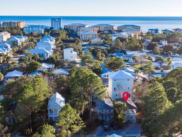 18 Porpoise Street, Santa Rosa Beach, FL 32459 (MLS #838654) :: Luxury Properties on 30A