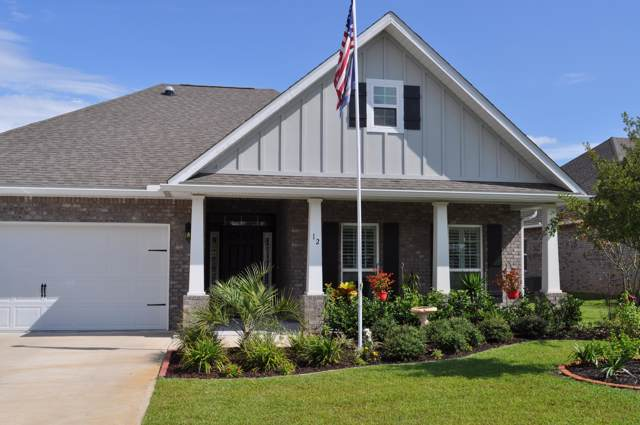12 Quiet Cove, Freeport, FL 32439 (MLS #838685) :: Classic Luxury Real Estate, LLC