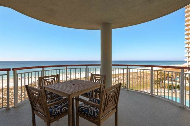 8515 Gulf Boulevard # 5D, Navarre, FL 32566 (MLS #838686) :: Classic Luxury Real Estate, LLC