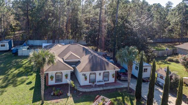 49 Garnett Bayou Road, Santa Rosa Beach, FL 32459 (MLS #838754) :: Classic Luxury Real Estate, LLC