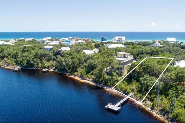 LOT 10 Blue Lake Road, Santa Rosa Beach, FL 32459 (MLS #838759) :: Luxury Properties on 30A