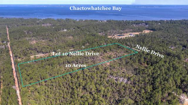 Lot 10 Nellie Drive, Santa Rosa Beach, FL 32459 (MLS #838805) :: ResortQuest Real Estate