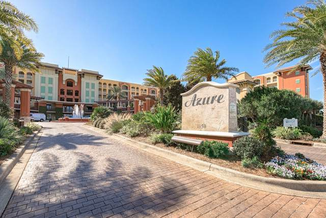 1150 Santa Rosa Boulevard #415, Fort Walton Beach, FL 32548 (MLS #838836) :: The Beach Group