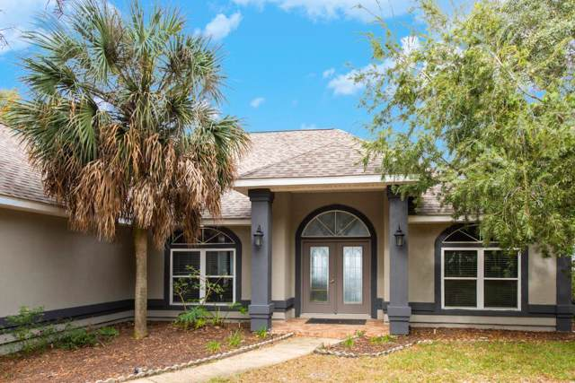 5708 E Bay Boulevard, Gulf Breeze, FL 32563 (MLS #838838) :: The Beach Group