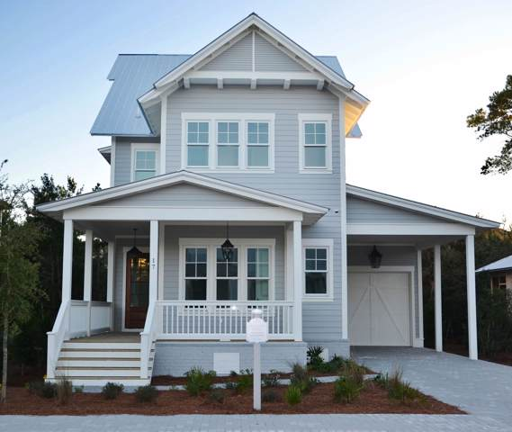 17 W Bartons Way, Santa Rosa Beach, FL 32459 (MLS #838845) :: ENGEL & VÖLKERS