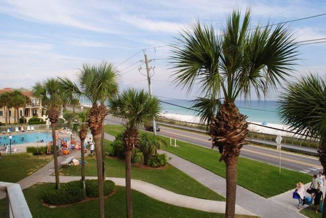 2606 Scenic Gulf Drive Unit 2305, Miramar Beach, FL 32550 (MLS #838857) :: RE/MAX By The Sea