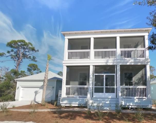 602 Tide Water Drive Lot 607, Port St. Joe, FL 32456 (MLS #838860) :: Watson International Realty, Inc.
