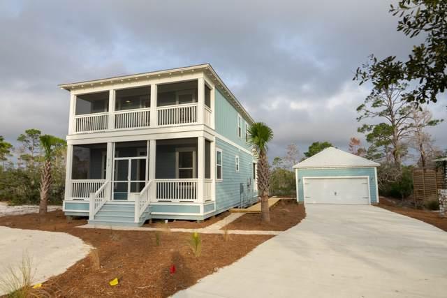 616 Tide Water Drive Lot 614, Port St. Joe, FL 32456 (MLS #838863) :: Hilary & Reverie
