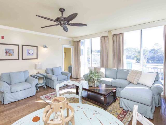 19 Town Center Loop 2B, Santa Rosa Beach, FL 32459 (MLS #838867) :: Luxury Properties on 30A