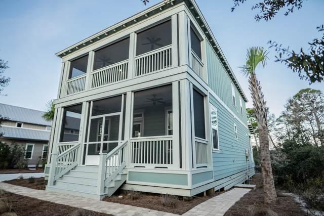 606 Tide Water Drive Lot 609, Port St. Joe, FL 32456 (MLS #838869) :: Somers & Company