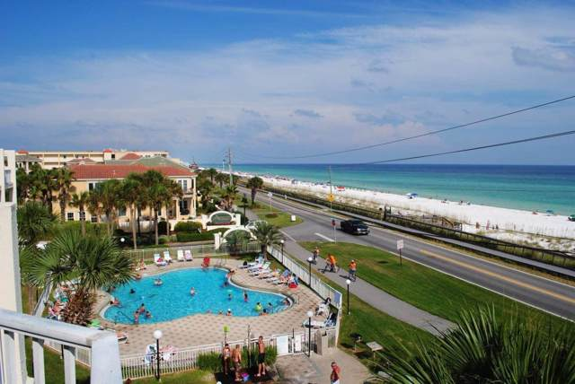 2606 Scenic Gulf Drive Unit 2407, Miramar Beach, FL 32550 (MLS #838871) :: RE/MAX By The Sea