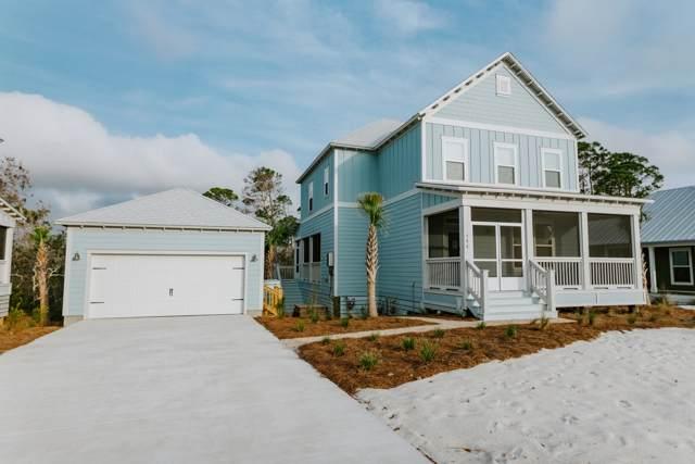 508 Tide Water Drive Lot 606, Port St. Joe, FL 32456 (MLS #838874) :: Watson International Realty, Inc.