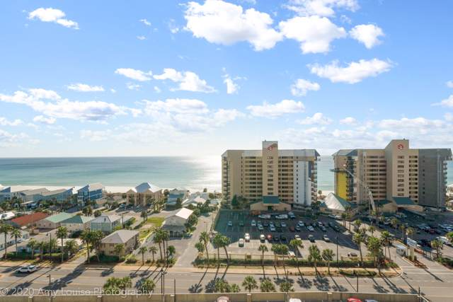 9860 S Thomas Drive Unit 1007, Panama City Beach, FL 32408 (MLS #838893) :: Linda Miller Real Estate