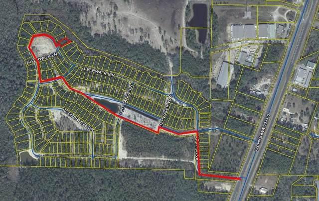 Lot 41 Riverwalk Circle, Freeport, FL 32439 (MLS #838926) :: ResortQuest Real Estate