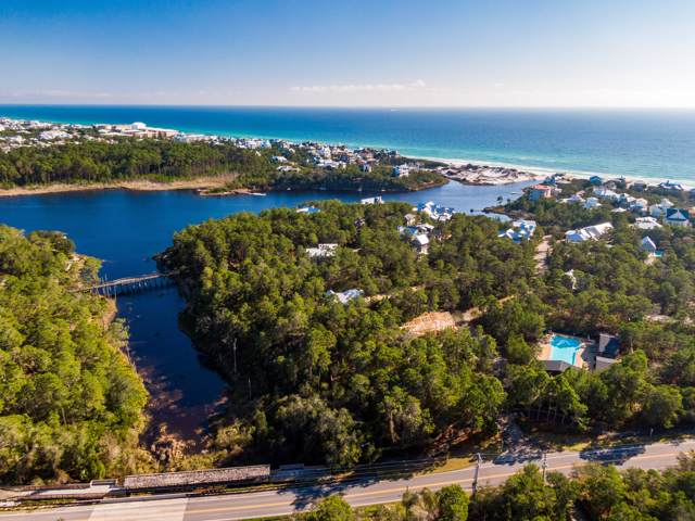 Lot 2 Bridge Cove Lane, Santa Rosa Beach, FL 32459 (MLS #839003) :: Linda Miller Real Estate