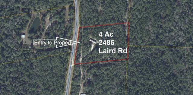 2486 Laird Road, Crestview, FL 32539 (MLS #839028) :: ENGEL & VÖLKERS
