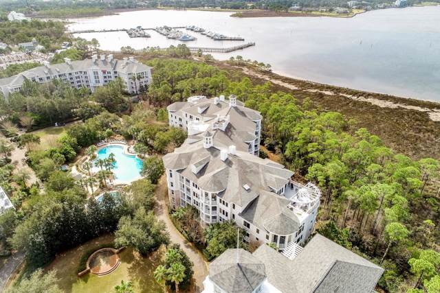9700 Grand Sandestin Boulevard Unit 4206, Miramar Beach, FL 32550 (MLS #839033) :: Linda Miller Real Estate
