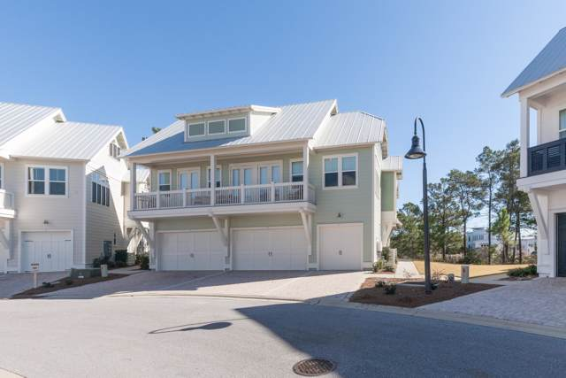 48 E Milestone Dr C, Inlet Beach, FL 32461 (MLS #839130) :: Classic Luxury Real Estate, LLC
