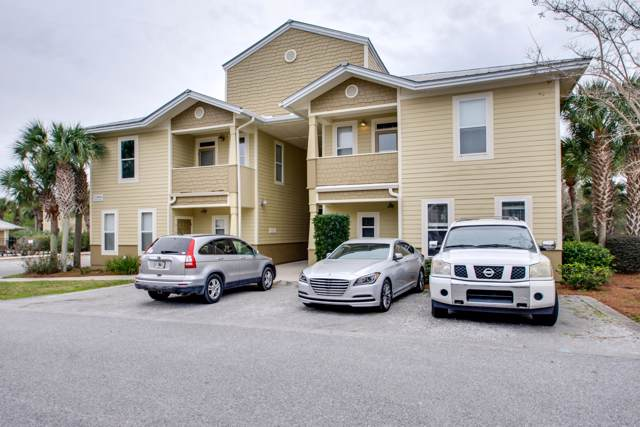 11 S Wildflower Drive Unit 323, Santa Rosa Beach, FL 32459 (MLS #839132) :: Somers & Company