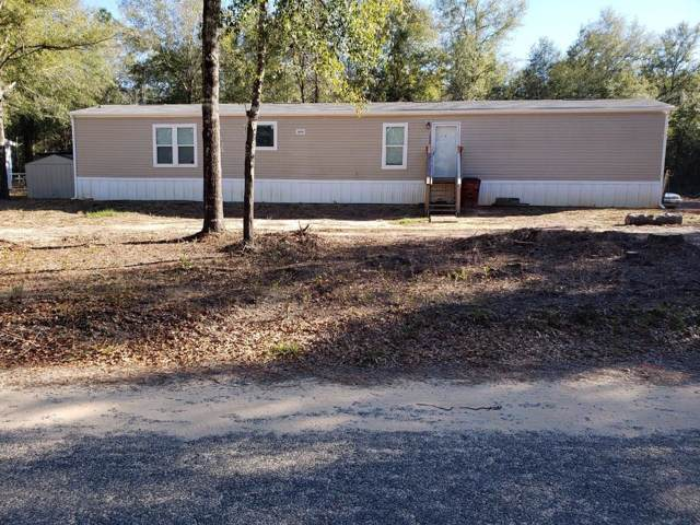 1660 Garrett Mill Road, Baker, FL 32531 (MLS #839140) :: Classic Luxury Real Estate, LLC
