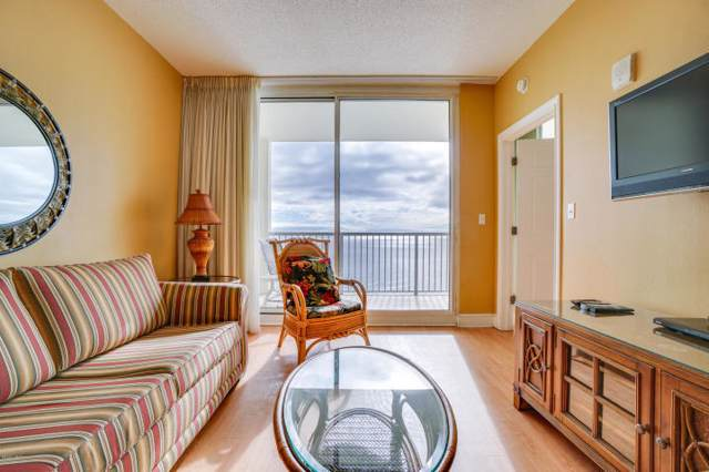10811 Front Beach Road Unit 2306, Panama City Beach, FL 32407 (MLS #839197) :: Classic Luxury Real Estate, LLC